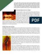 Vision of Celebrities Footballers Pastors Gadaffi in Hell Fire by Emmanuel Agyarko