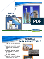 2 - Tuberias Para Agua Potable - Ica