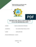 Ciclo Re Refrigeracion