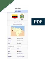 Informacion Estado Táchira