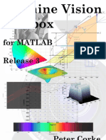 Machine Vision Toolbox for MATLABr3