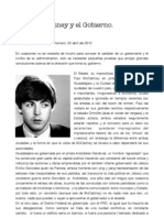 Paul McCartney y La Cuidad de Mexico. PDF