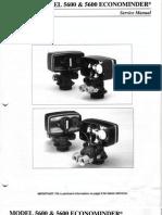 Pentair 5600 Service Manual001