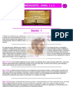 Puntos Sobresalientes de Biblia - Daniel 1 a 3