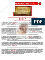 Puntos Sobresalientes de Biblia - Daniel 7 a 9