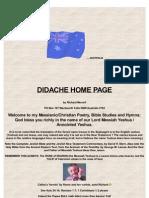 Richard's Home Page