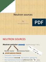 Neotron Sources
