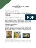 04 ANÁLISIS DE UNA OBRA PICTÓRICA