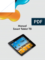 Manual Tablet t8