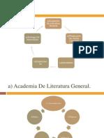 PRESENTACIÓN-ACADEMIA DE LITERATURA GENERAL