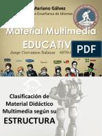Material Multimedia Educativo