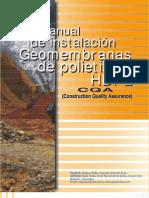ion Para La Instalacion Geomembranas Hdpe 2012