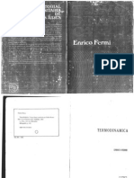 Termodinámica - Enrico Fermi