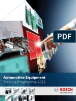 Automotive Aftermarket Training Calender 2011