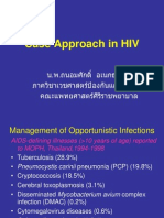 Case Approach in HIV 29 Oct 2005