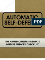 Automatic Self Defense