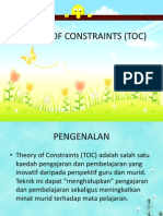 Theory of Construct