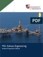 Subsea Eng Prog Man 08-09