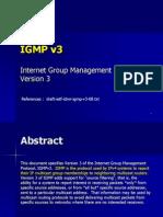 IGMP-v3