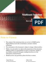 Multicast Video App