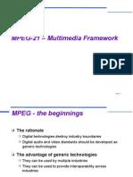 Mpeg21 Parts