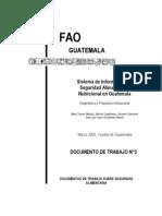 SIF SAN Guatemala