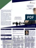 Leadership Seminar Brochure