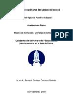 Serie de Ejercicios de Fisica Basica 2009 Definitiva