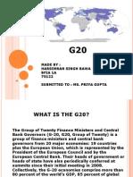 G20 PPT
