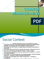 Change Management Revised