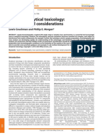 LC-MS in Analytical Toxicology