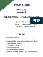 Skeu2033 Circuit Theory III (2)