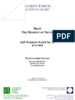 Iran the Moment of Truth