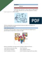 Estructura sistema educativo Español