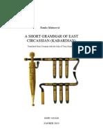 A Short Grammar of Kabardian4