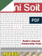 G Flynn Honi Internet Censorship