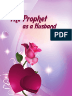 The Prophet as a Husband