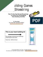 Team Building Shoestring