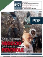 Pago de rescate por secuestro_José Luis Bazán, páginas 18-22, Revista Atenea