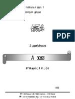 Access Lahlou Cours PDF