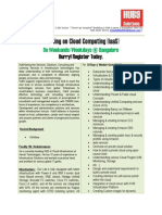 Cloud Computing Course Hub 9 Solutions