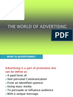 Advertising Concept Career