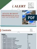 Sales Tax MVKini_State Budget 2012