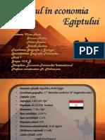 Turismul în economia Egiptului