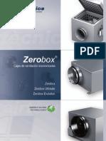 Unidades de Ventilacion Zerobox Catalogo Airtecnics