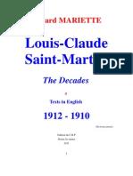 St. Martin the Decades 1912-1910