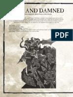 16607232 LOST and DAMNED Background Original Par Tuomas Pirinen Et