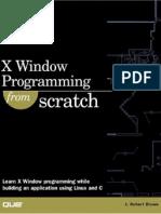 X Window System From Scratch