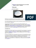 Estudio de Nivel de Mercurio en Aguas Superficiales Del Arroyo Saladillo