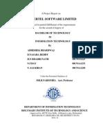 Cybertel Software Limited